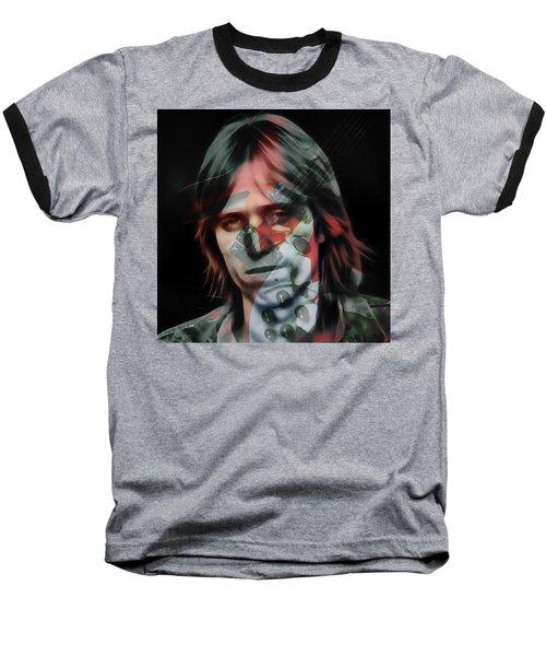 Rock Star Tom Petty Baseball T-Shirt