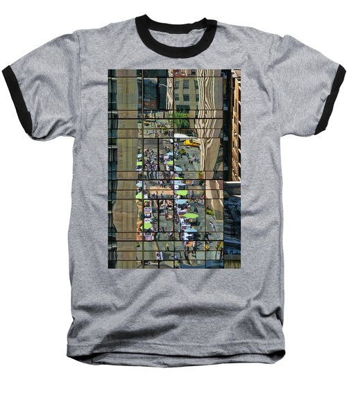 Rock Street Fair Baseball T-Shirt