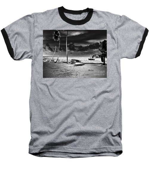 Rock The Boat Extreme Baseball T-Shirt