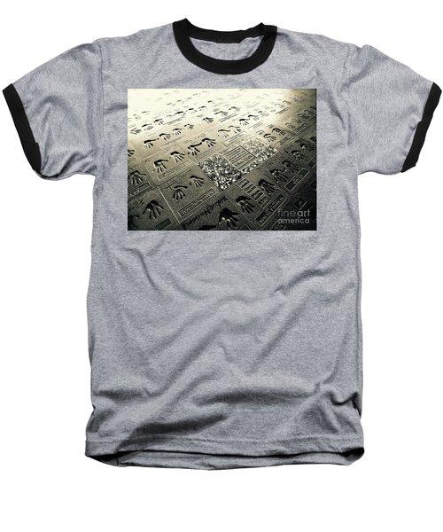 Rock Walk Baseball T-Shirt