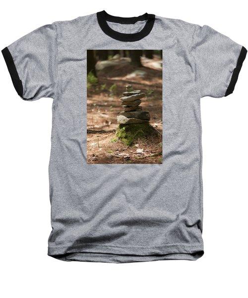 Rock Yoga Baseball T-Shirt