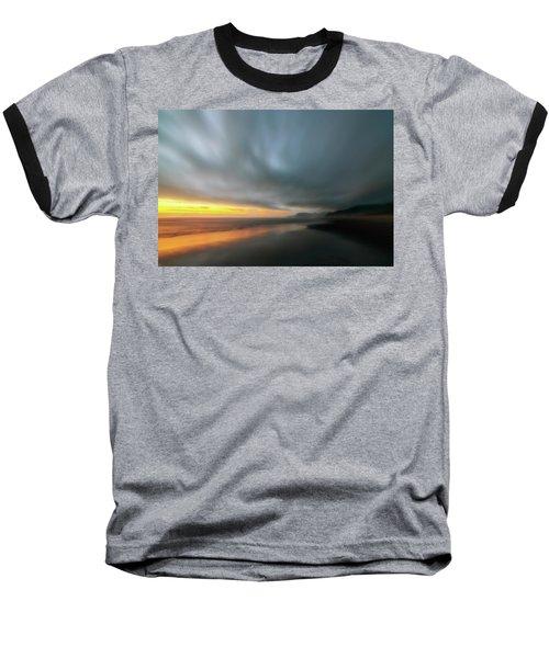 Rockaway Sunset Bliss Baseball T-Shirt