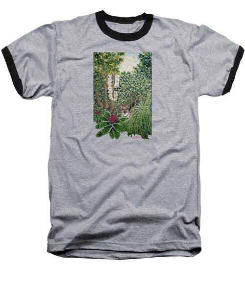 Rocke's Garden Clothing Baseball T-Shirt