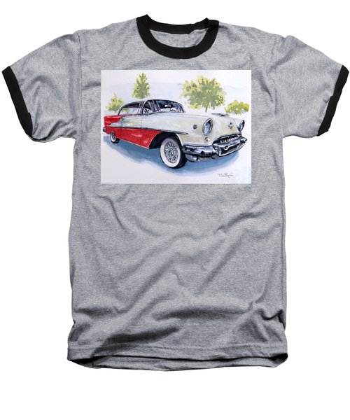 Rocket 88 Baseball T-Shirt