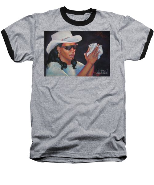 Zydeco Man Baseball T-Shirt