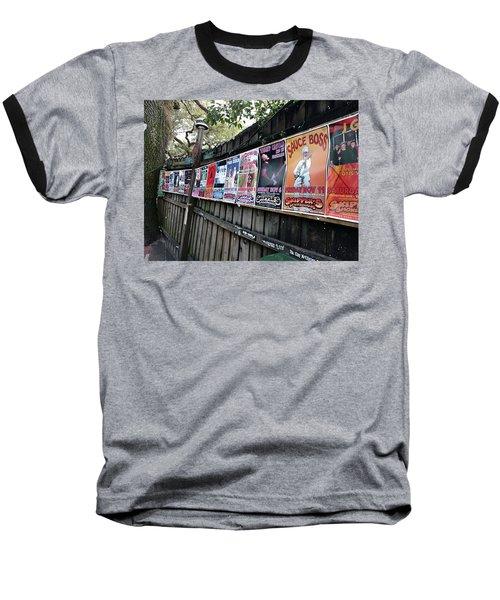 Rockin Smoke House Baseball T-Shirt
