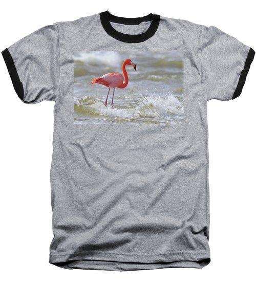 Rockin' Waves Baseball T-Shirt