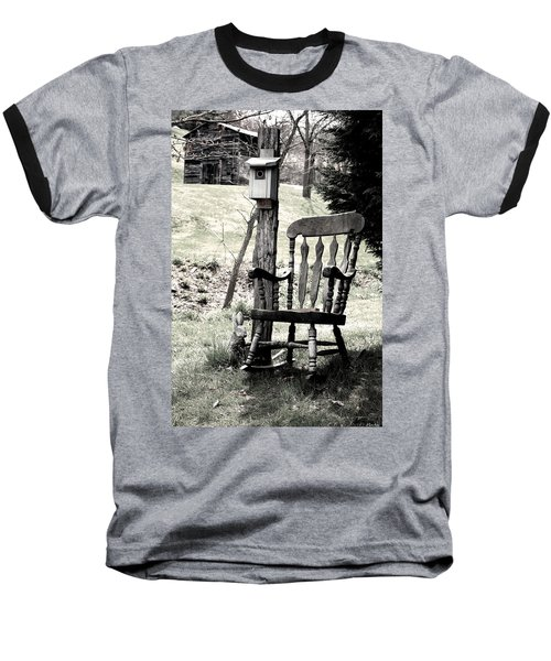 Rocking Chair Baseball T-Shirt