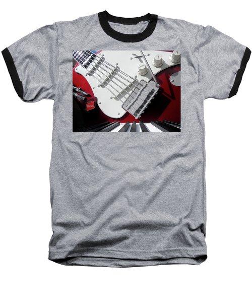 Rock'n Roller Coaster Aerosmith Baseball T-Shirt