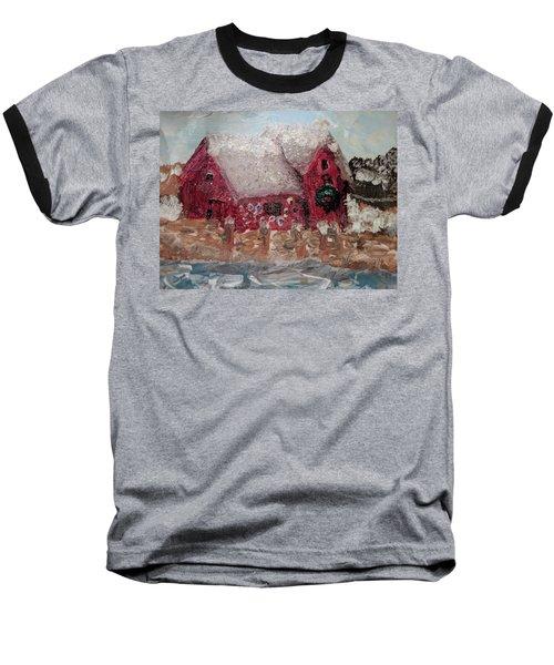 Rockport Christmas 1 Baseball T-Shirt