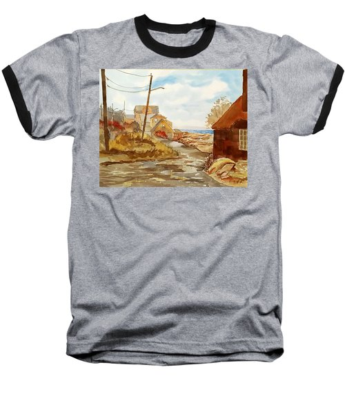 Rockport Coast Baseball T-Shirt