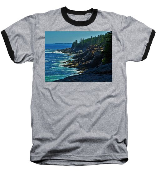 Rockport Shoreline Baseball T-Shirt