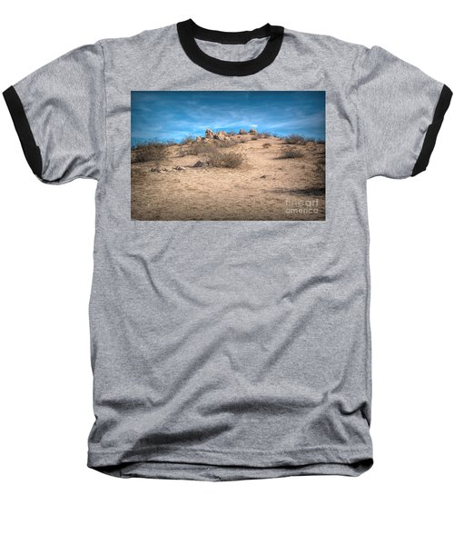 Rocks On The Hill Baseball T-Shirt