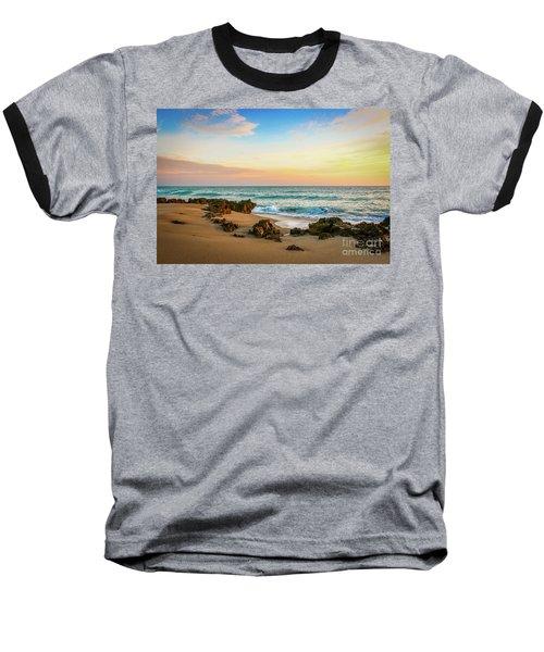 Rocky Beach Baseball T-Shirt