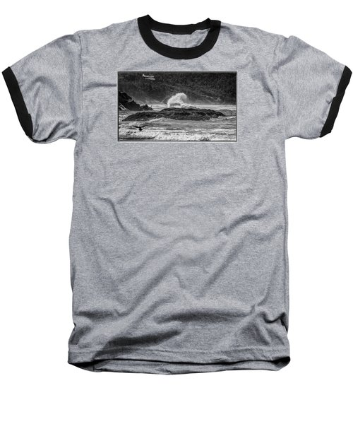Rocky Coast Baseball T-Shirt