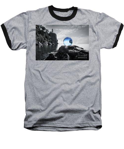 Rocky Crystal Baseball T-Shirt