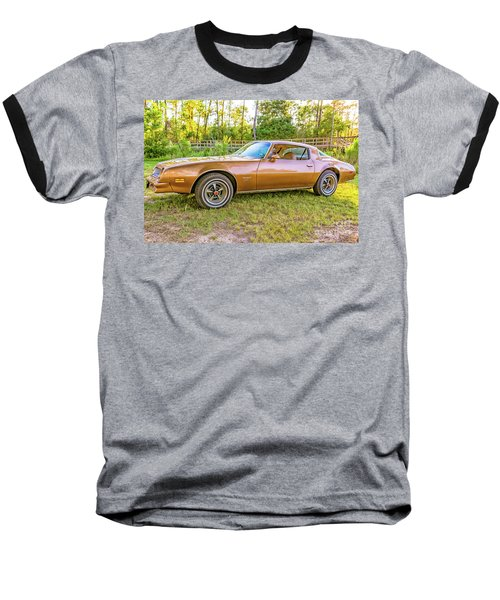 Baseball T-Shirt featuring the photograph Rocky Drive by Brian Wright