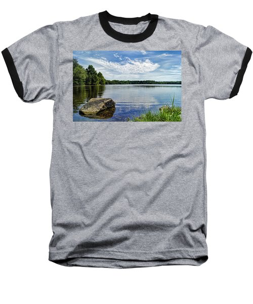 Rocky Fork Lake Baseball T-Shirt
