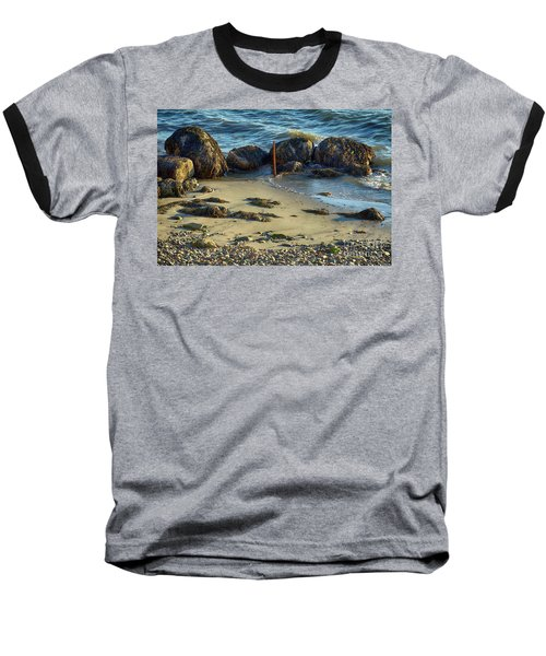 Rocky Formation Baseball T-Shirt