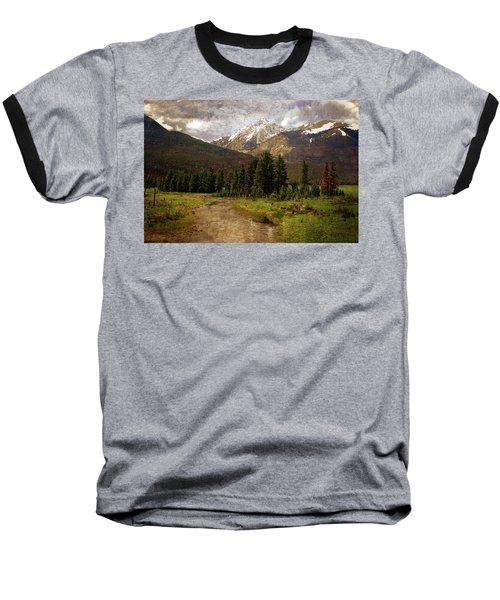Rocky Mountain National Park Baseball T-Shirt