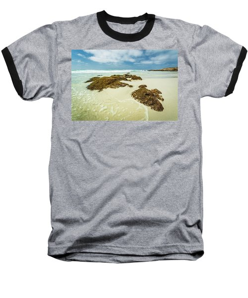 Rocky Shore Baseball T-Shirt