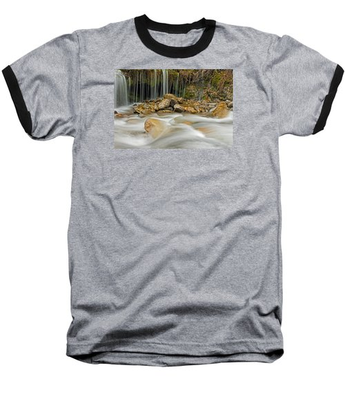 Rocky Stream Baseball T-Shirt