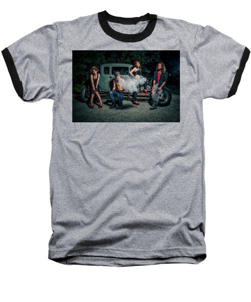 Rodders #3 Baseball T-Shirt