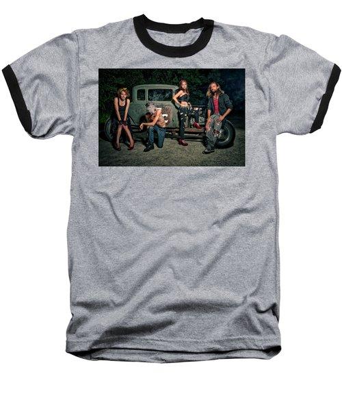 Rodders #5 Baseball T-Shirt