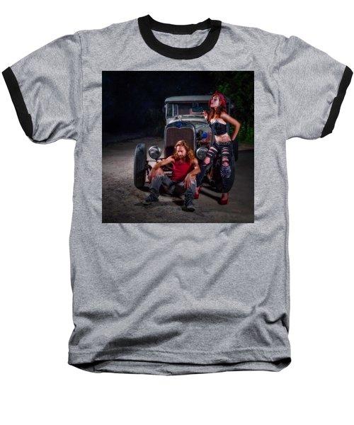 Rodders Baseball T-Shirt