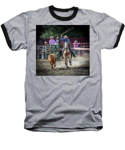 Cowboy In Action#1 Baseball T-Shirt