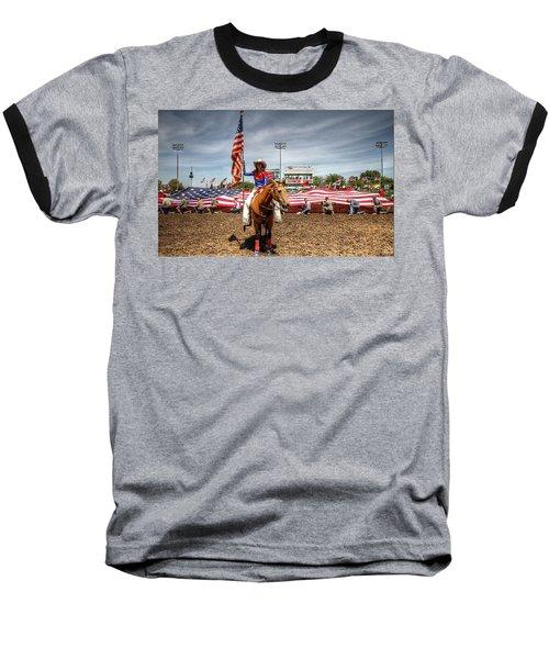 Rodeo Queen Baseball T-Shirt