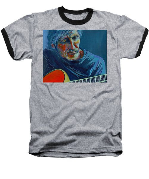 Roger Waters. Do You Think You Can Tell  Baseball T-Shirt