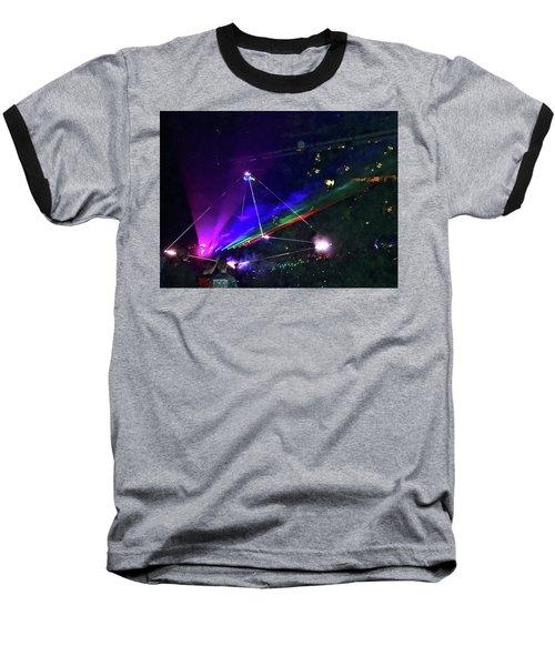Roger Waters Tour 2017 - Eclipse Part 2 Baseball T-Shirt