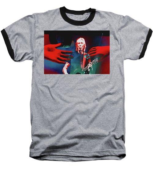 Roger Waters Tour 2017 - Wish You Were Here II Baseball T-Shirt