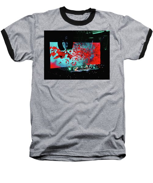 Roger Waters Tour 2017 - Wish You Were Here IIi Baseball T-Shirt