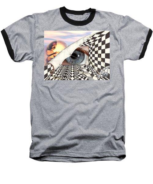 Roll Back Baseball T-Shirt