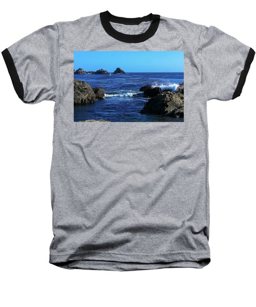 Baseball T-Shirt featuring the photograph Roll Tide Roll by B Wayne Mullins