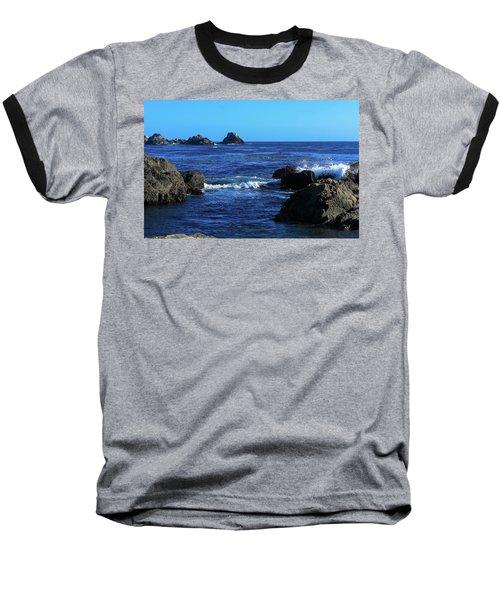 Roll Tide Roll Baseball T-Shirt by B Wayne Mullins
