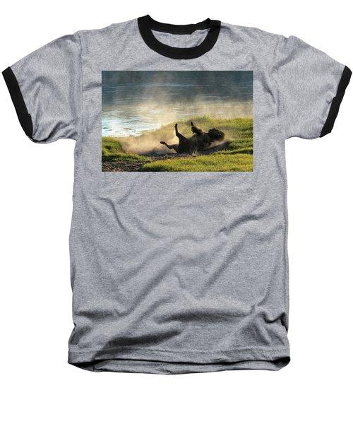 Rolling Baseball T-Shirt