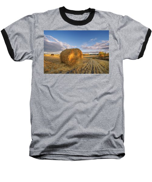 Rolling Hills Baseball T-Shirt by Dan Jurak