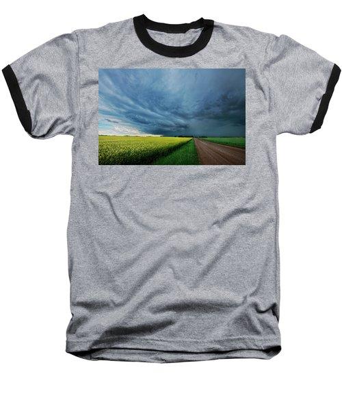 Rolling Storm Baseball T-Shirt