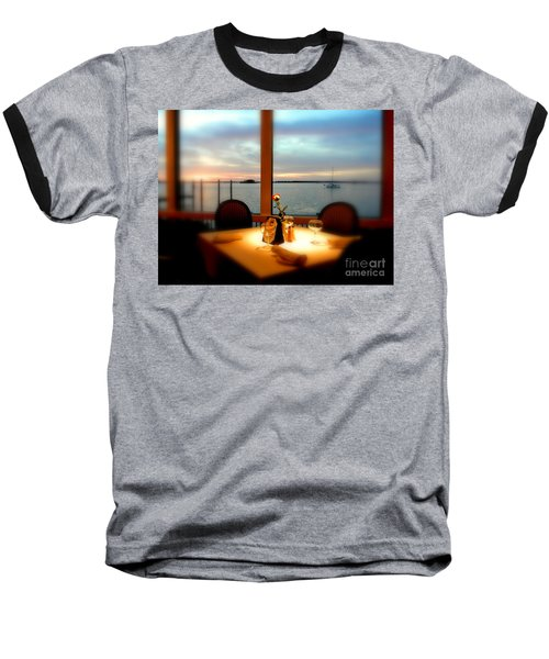 Baseball T-Shirt featuring the photograph Romance by Elfriede Fulda