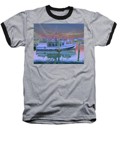 Romance Of The Sea Baseball T-Shirt
