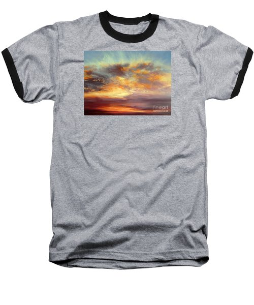 Romance Baseball T-Shirt by Valerie Travers