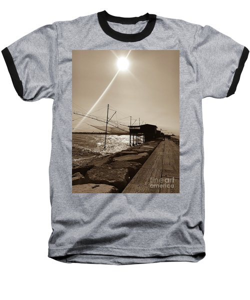 Romantic Ballad Baseball T-Shirt