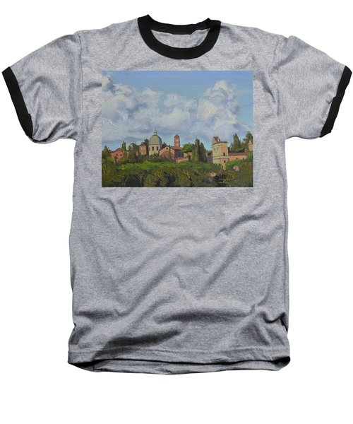 Rome Afternoon Baseball T-Shirt