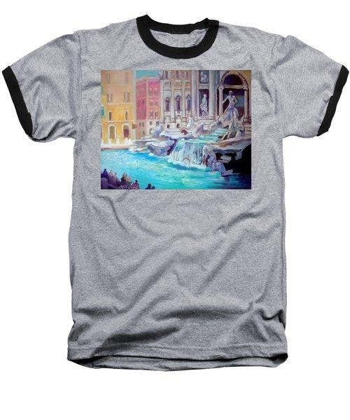 Rome  Italy Baseball T-Shirt