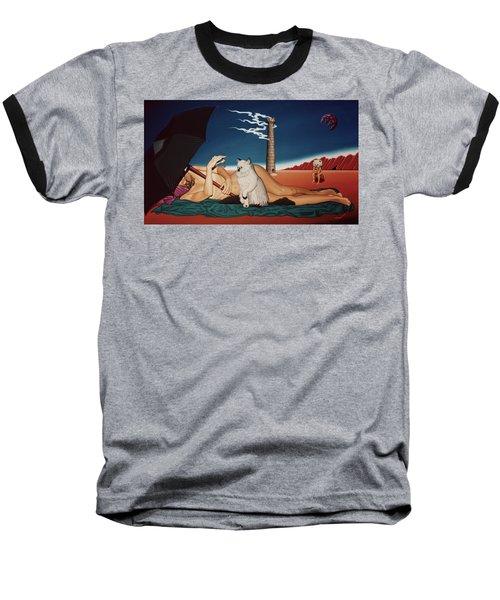 Romeo's Nightmare Baseball T-Shirt