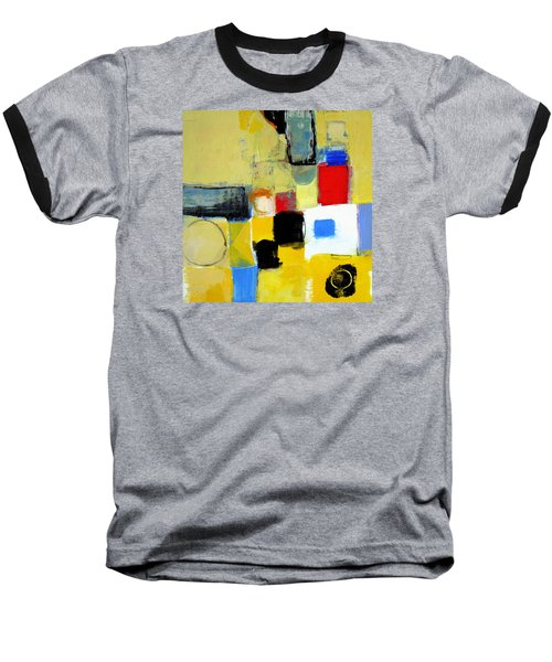 Ron The Rep Baseball T-Shirt by Cliff Spohn
