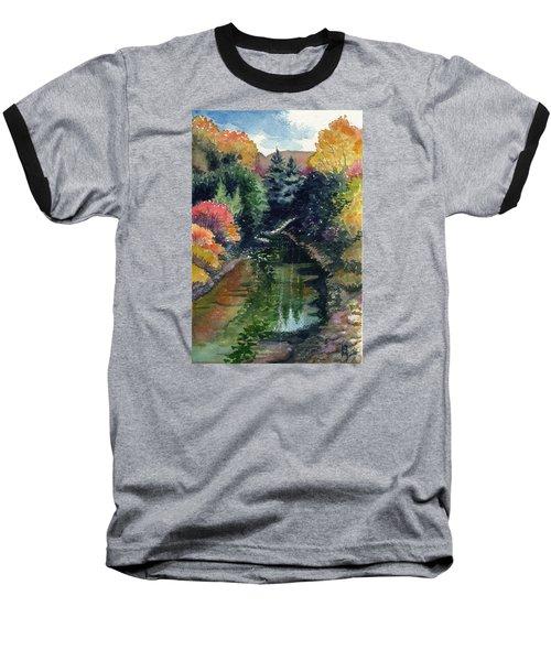 Ronceverte, Wv Baseball T-Shirt by Katherine Miller